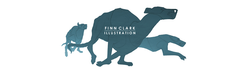 Finn Clark Illustration