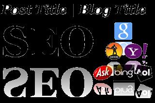 Cara Mudah Membuat Agar Title Blog Menjadi SEO