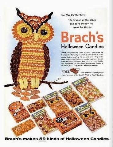 Brach's Halloween candies