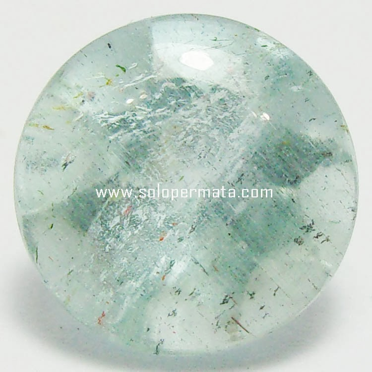 Batu Permata Aquamarine Beryl - 13B04