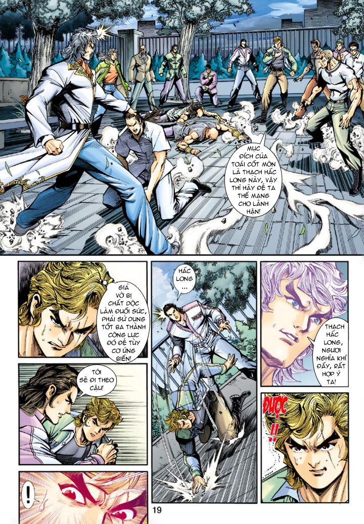 Tân Tác Long Hổ Môn chap 193 - Trang 19