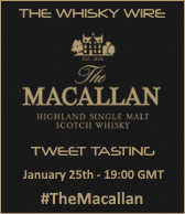 The Macallan Tweet Tasting