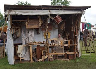 medieval market Eching 2015
