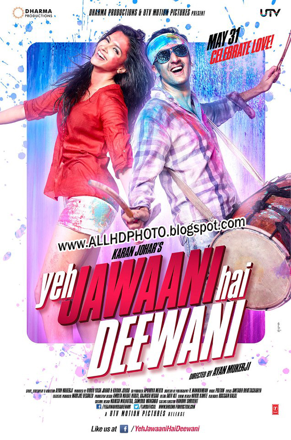 Mp3 Songs Yeh Jawaani Hai Deewani Batameez Dil Mp3 Song Yeh Jawaani Hai Deewani