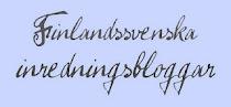 Samlingssida för finlandssvenska inredningsbloggar