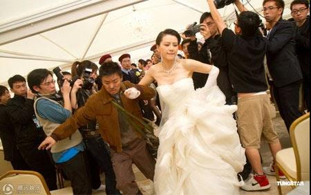 Cướp cô dâu ngay trong tiệc cưới gây chấn động người Hà Tĩnh