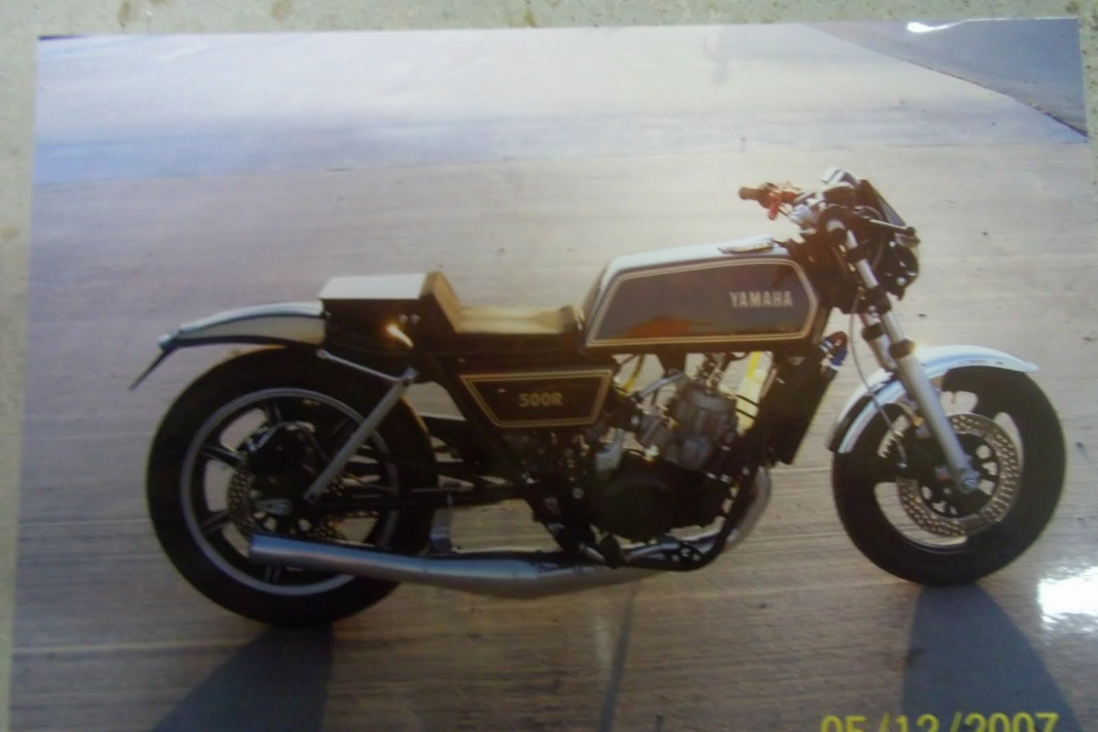 Jims Fuzzy Pictures Of Fuzzy Xs500 3438 on 1978 yamaha xs500 parts