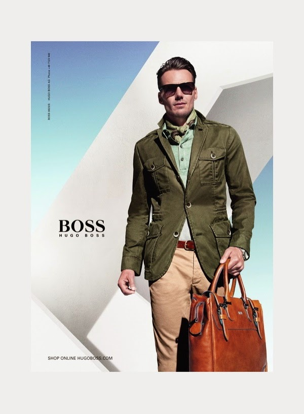 Spring boss ad campaign