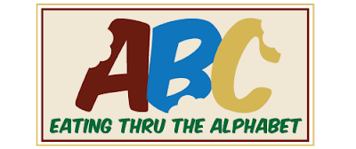 Eating Thru the Alphabet Banner