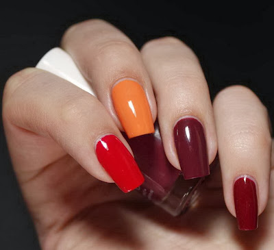 Style up by Angel: TREND GUIDE: GEL OR ACRYL NAILS