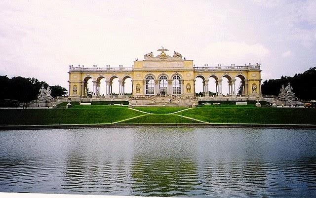 Schönbrunn Viena Palacio