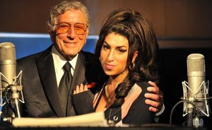 Amy Winehouse e Tony Bennett