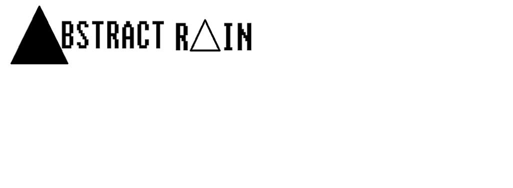 Abstract Rain
