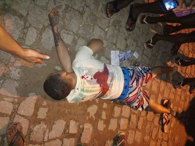 Na Bahia adolescente é perseguido e assassinado a tiros