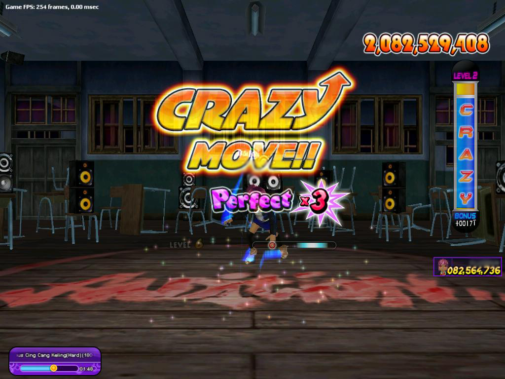 Cheat Ayodance v.6089