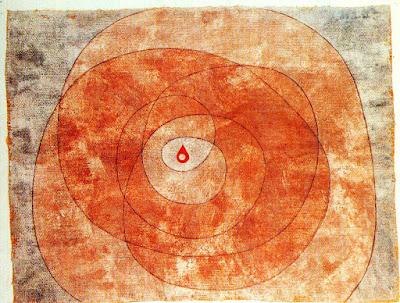 O movimento na arte de Paul Klee