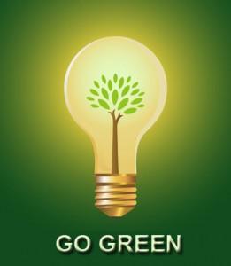 Sistem perdagangan go green