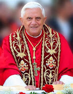 God Bless His Holiness Benedict XVI, Pope Emeritus.  We continue to pray for him.