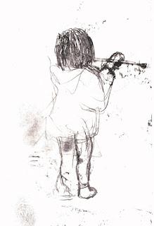 Laura Paoletti, Di-segni, 2012, particolare