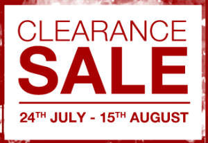 Clearance Sale at FutureBazaar