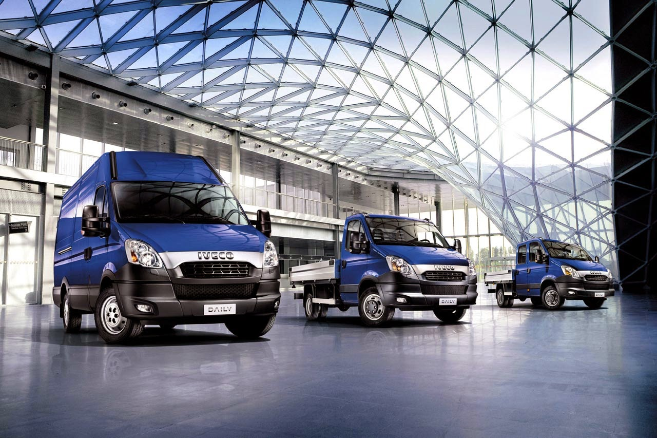 iveco daily F1A