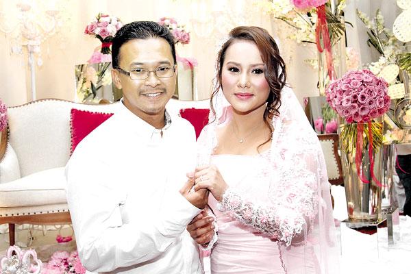 Majlis Perkahwinan Elly Mazlein