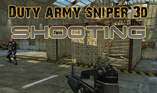 Screenshots of the Duty army sniper 3d Shooting for Android tablet, phone.