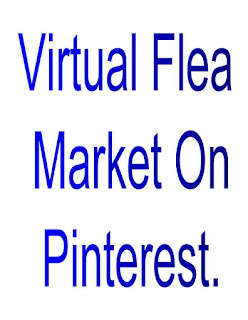 Virtual Flea Market On Pinterest.
