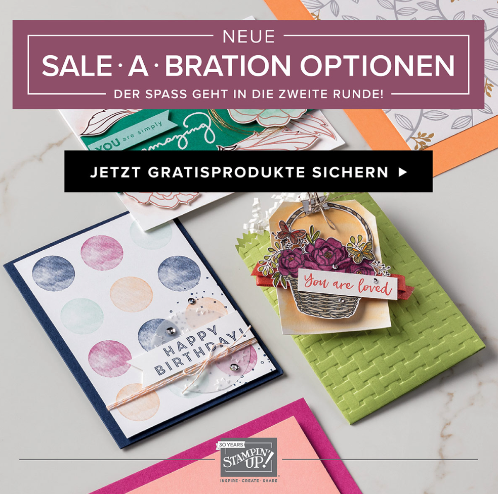 SALE-A-BRATION, die 2.