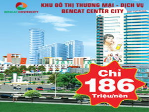 Dự án Ben Cat Center City Binh Duong