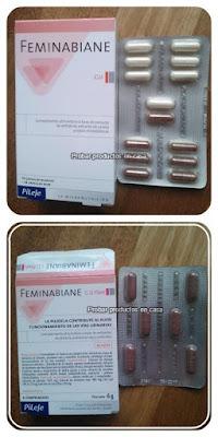 Feminabiane, infección de orina