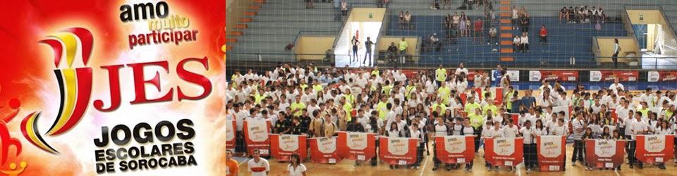 JES - Jogos Escolares de Sorocaba