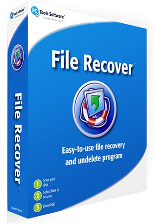 file recovery program