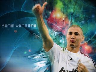 Karim Benzema Wallpaper 2011 2