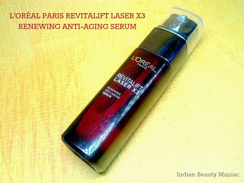 L'Oreal Paris Revitalift Laser X3 Renewing Anti-Ageing Serum