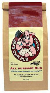 Jim's Own Smokey All-Purpose Rub