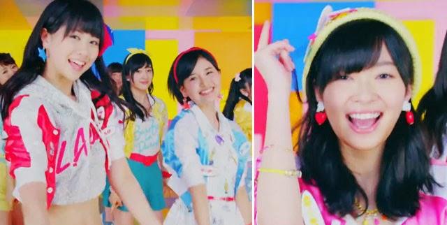 PV-Single-Ke-5-HKT48-Type-B-C-W-Lagu-Chameleon-Joshikousei