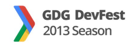 GDG DevFest logo
