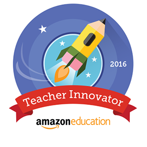 Amazon Edu Teacher Innovator