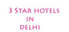 Hotels in Delhi @ 2500