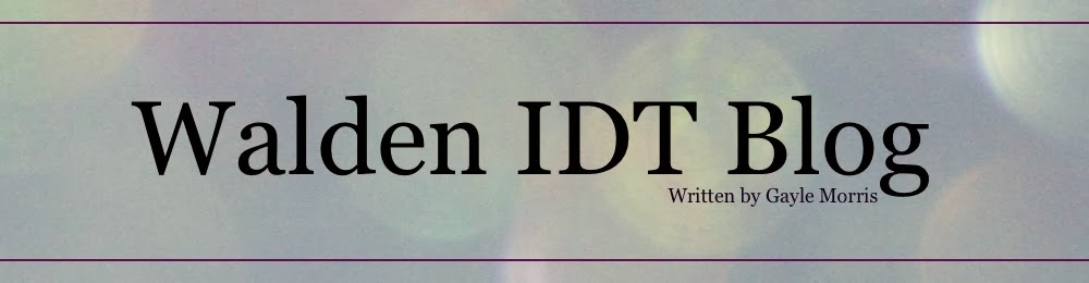 Walden IDT Blog