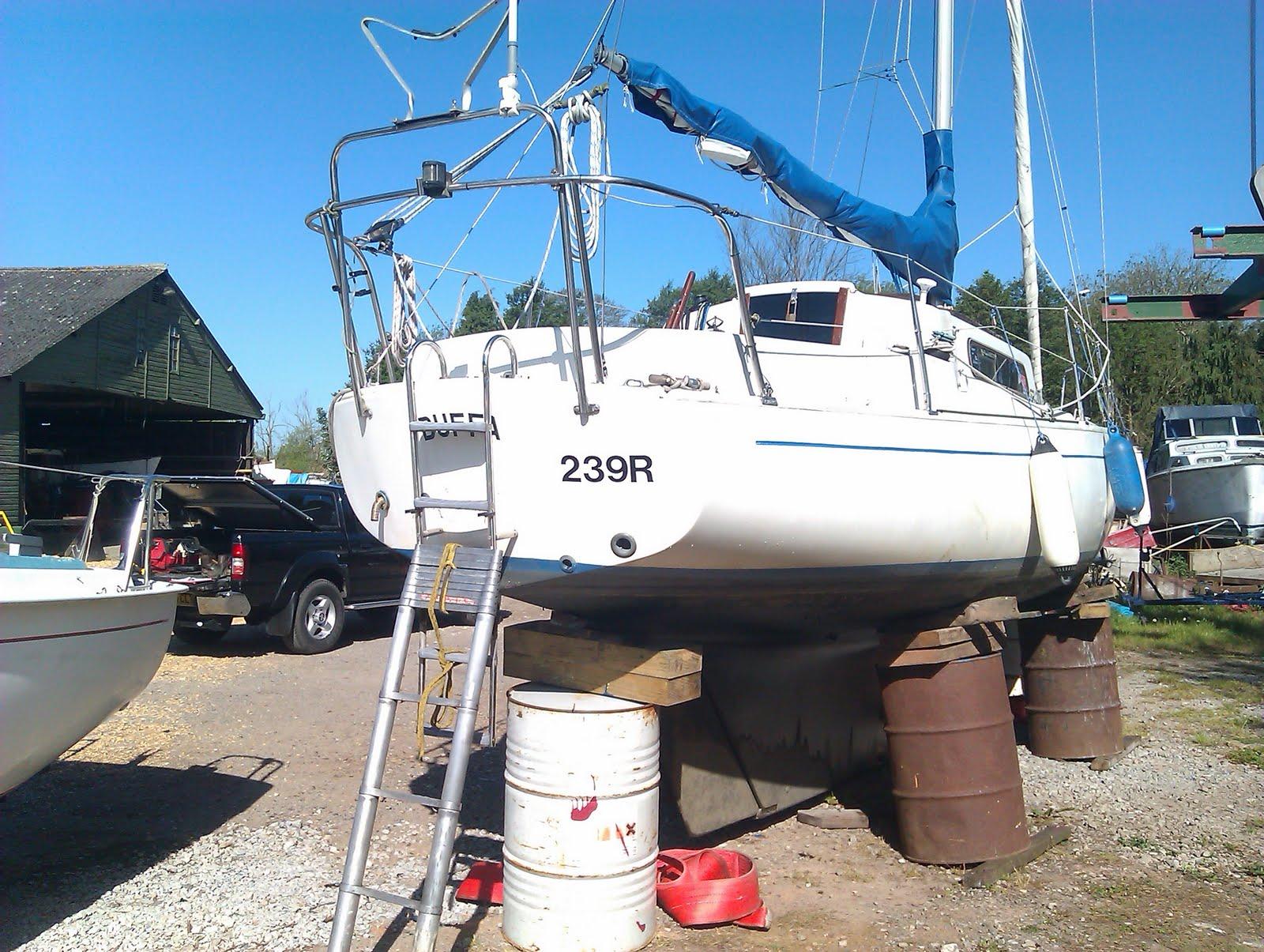 Albin Vega 27 Yacht
