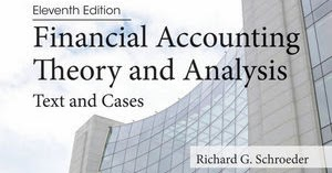 accounting theory case 1 6 Case studies of financial accounting theories and techniques | 6  table 1-3  glenwood additional information  table 1-7 glenwood income statement.