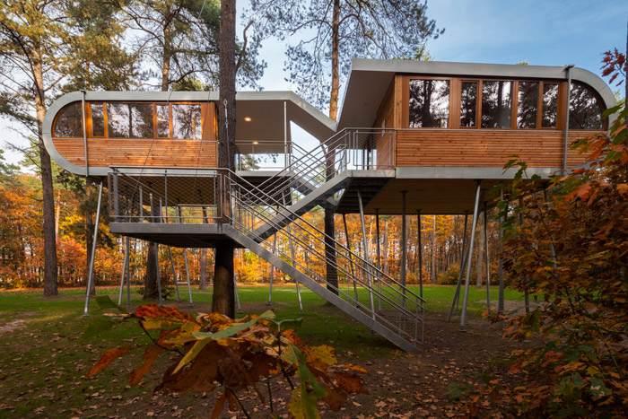 Home styles tree houses style design - Tree house designs for adults ...