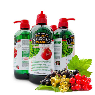 Fruit and Veggie Wash