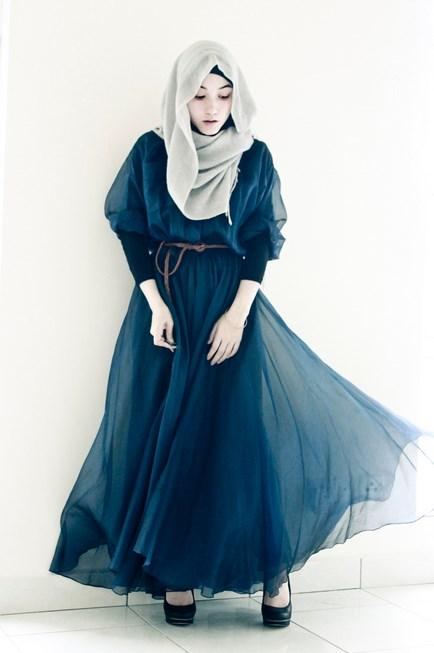 Padu Padan Hijab Kasual