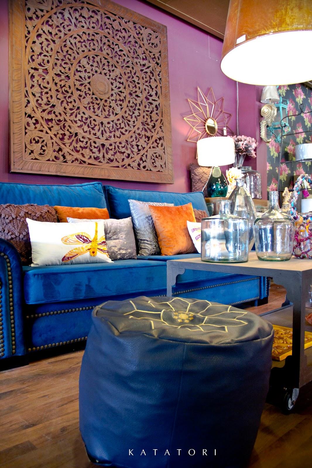 Katatori interiores cojines for Oportunidades gaditanas muebles