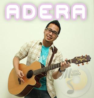 Chord Gitar Adera - Lebih Indah