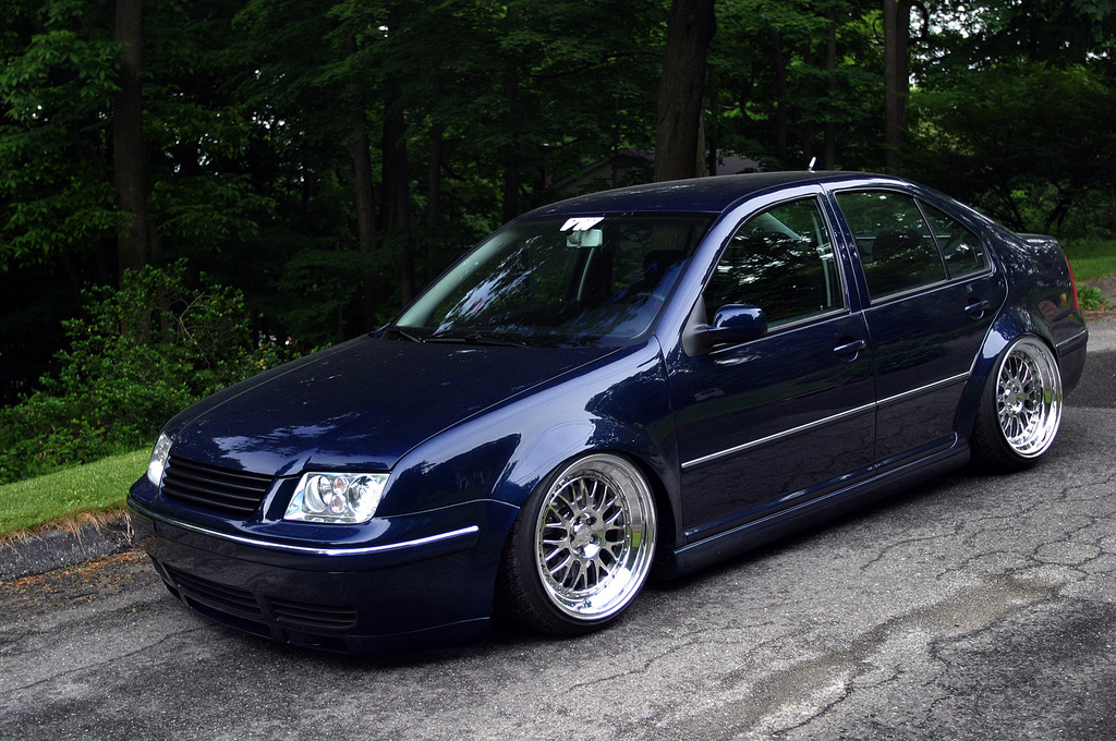 Vw Life Style Jetta Mk4 Air Suspension