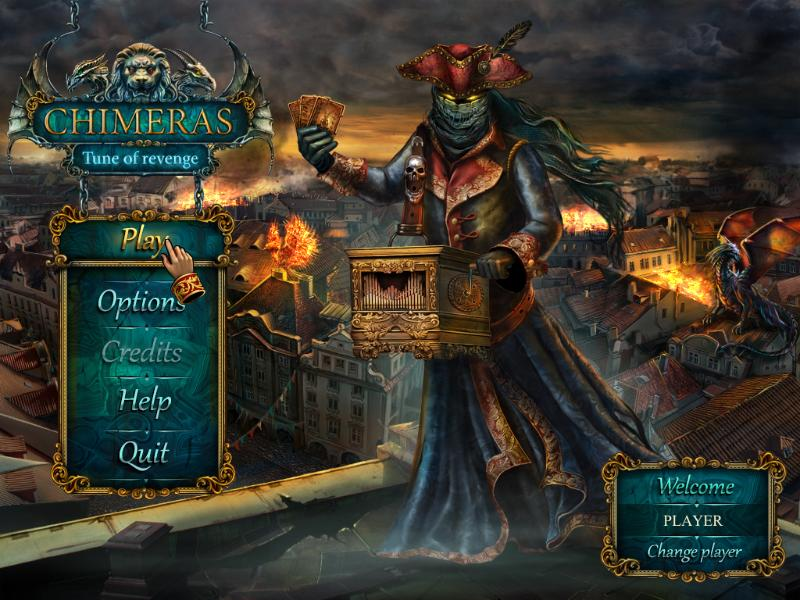Chimeras: Tune of Revenge Collector's Edition free download